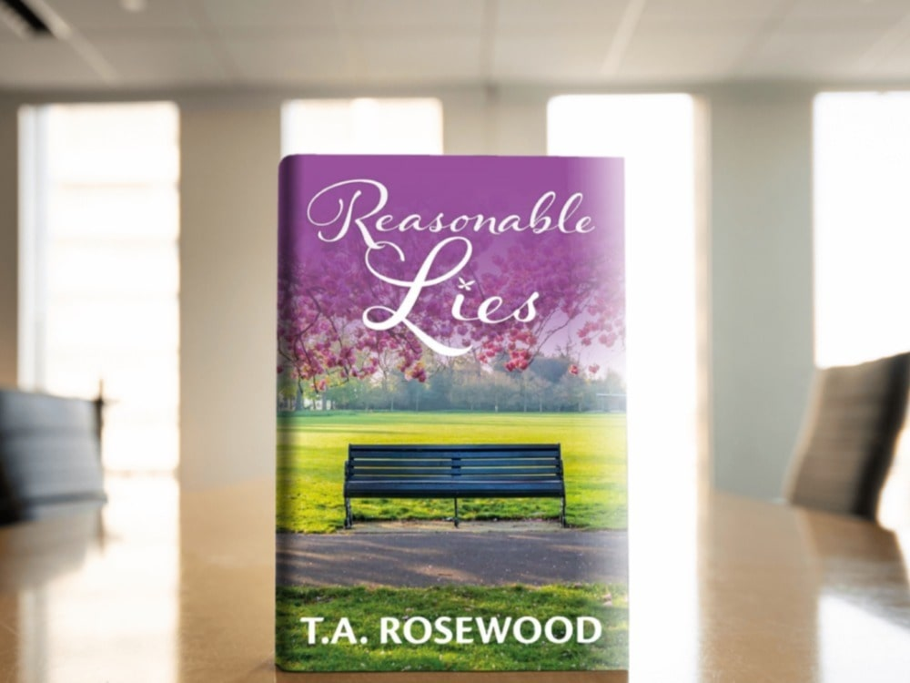 buy reasonable lies Signed and personalised paperback copies