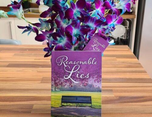 Day 21 | Next Leg of Reasonable Lies Book Tour Kicks Off